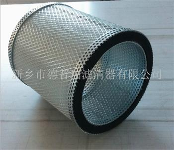 空气滤芯中滤网的清洗方式