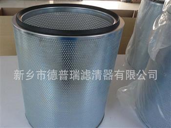 圆柱不锈钢滤芯