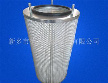 耐高温线绕滤芯过滤器